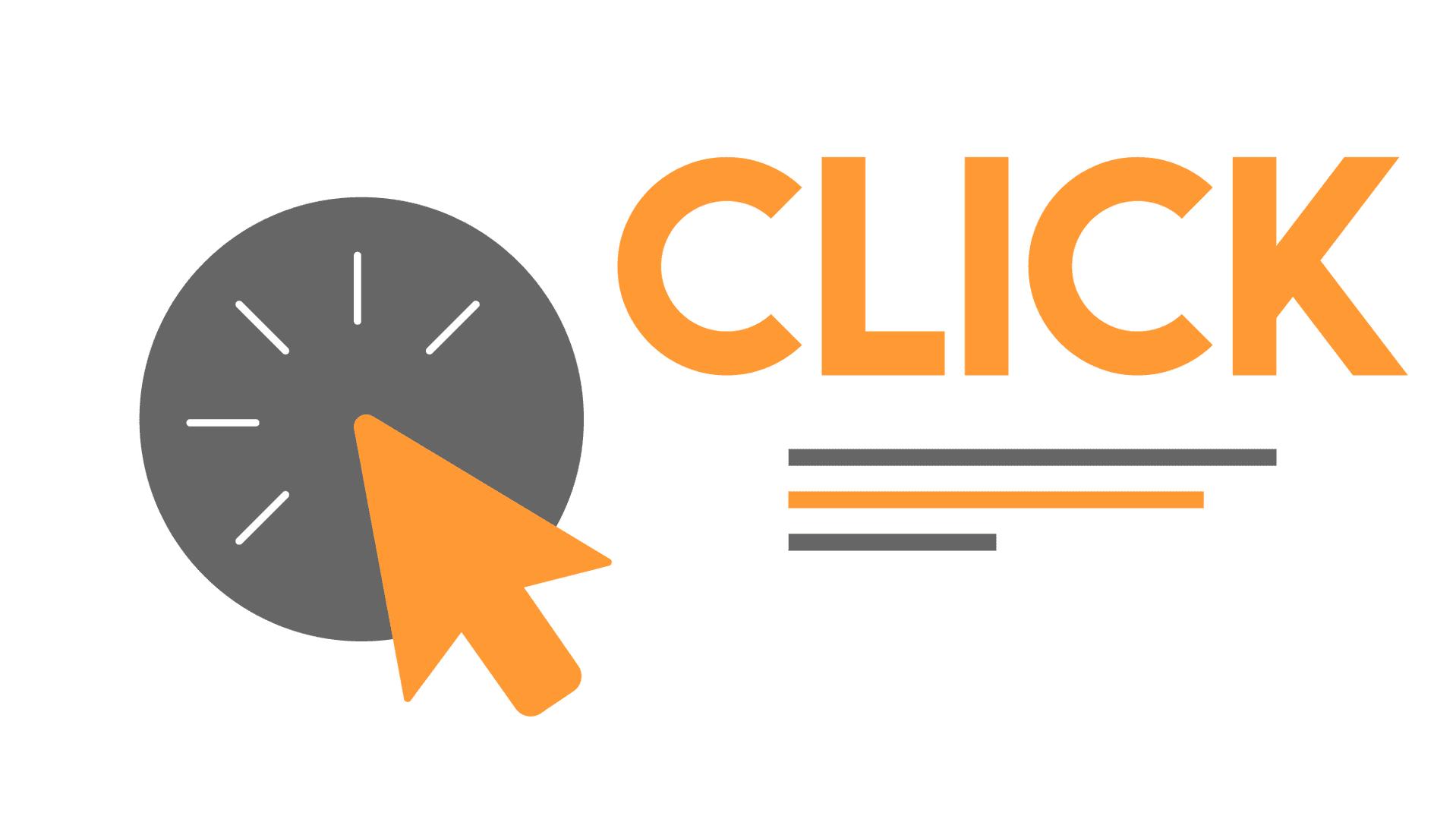 Taxa de cliques